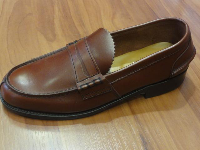 buy popular 8512c 25d0b Saxone Arran : lo storico mocassino Made in England