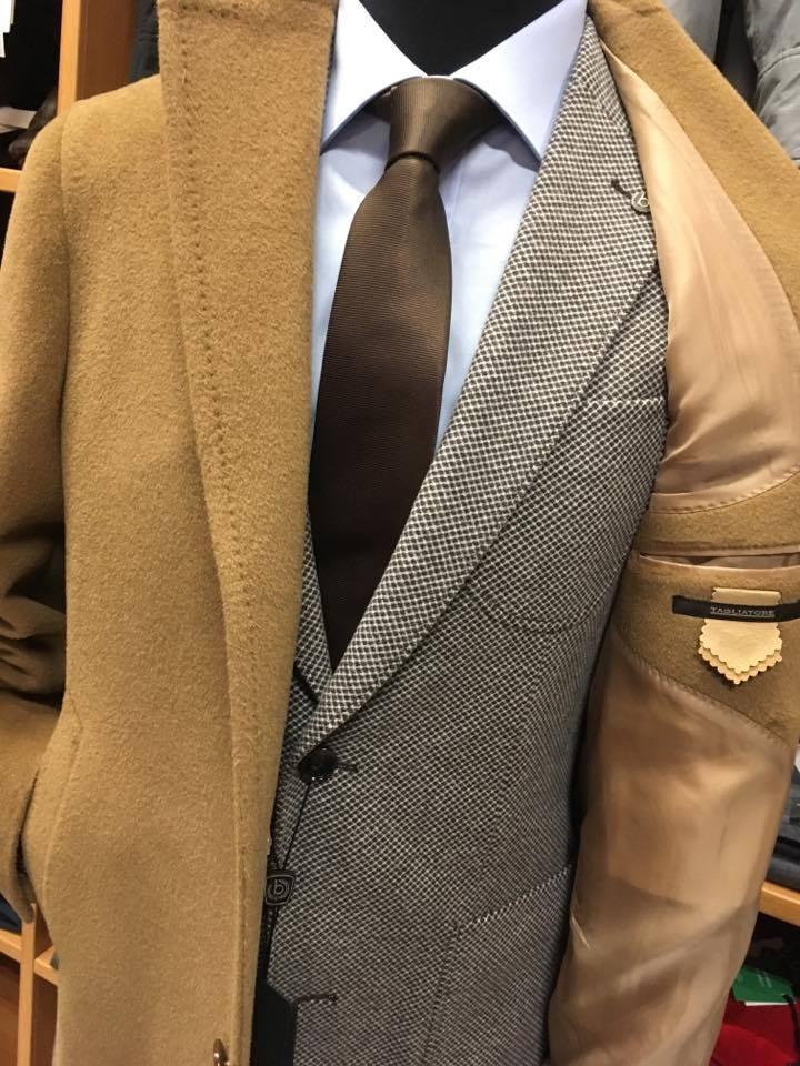 Abbigliamento cammello uomo abbigliamento Tagliatore Cappotto x0qwST0Ff6 aa12738bf5d